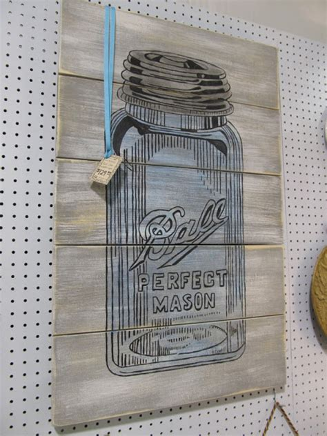 diy jar wall decor these 22 pallet wall ideas will you busy by the weekend