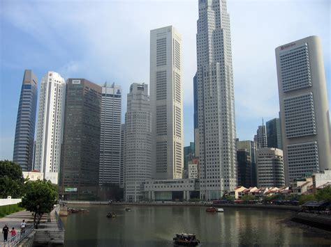 Of Birmingham Mba Singapore by Central Business District