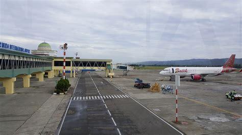 layout bandara sultan iskandar muda pemerintah kabupaten aceh besar terbitkan edaran pramugari