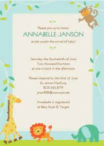 Invitation For Baby Shower Template by Baby Shower Invitation Template Best Template Collection