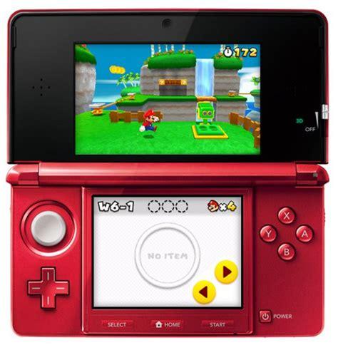 Kaset 3ds Mario 3d Land mario para nintendo 3ds vai se chamar mario 3d land veja novas imagens jogorama