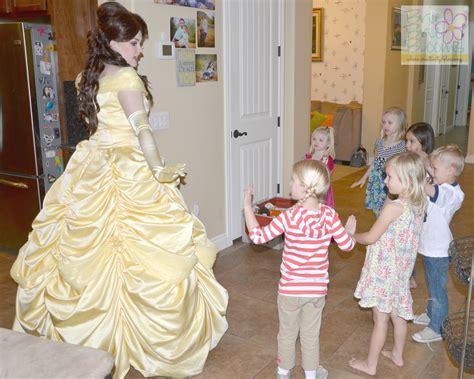 Smart Princess Etiquette Class disneyland family room brie brie blooms