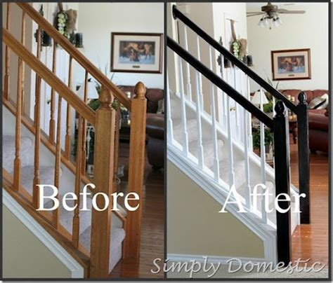 Banister And Railing Ideas by Best 25 Black Banister Ideas On Banisters