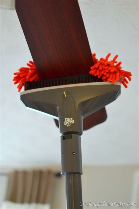 ceiling fan vacuum attachment an attachment to specifically clean and vacuum your