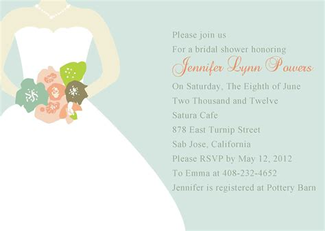 Printable Bridal Shower Invitation Templates | bridal shower invitation templates bridal shower