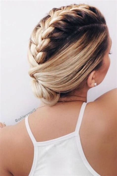 hair style for minimun hair on scalp easy braided hairstyles for your daily look mystylespot