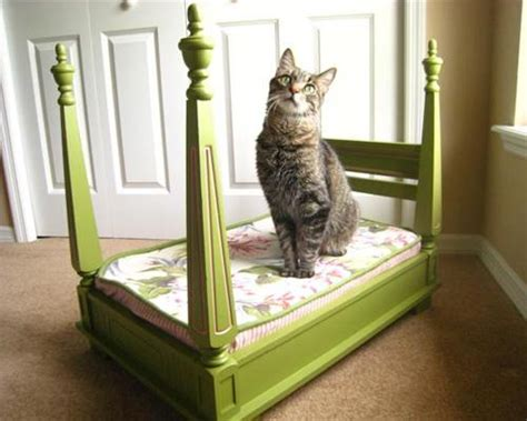 Handmade Cat Beds - 25 diy pet bed ideas