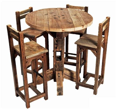 pub height kitchen table sets best 25 bar table ideas on bar height