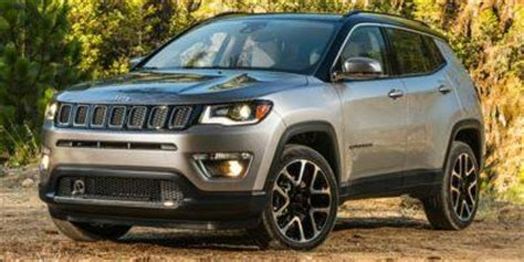 jeep compass prices nadaguides