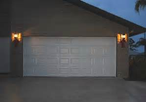 how much does broken garage door repair cost