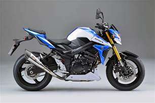 Suzuki Motor Cycles Suzuki Motorcycles Announce Special Edition Gsr750z