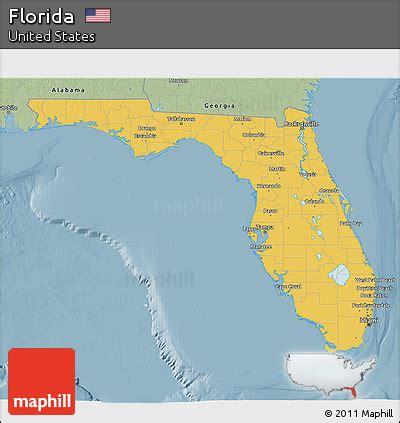 3d map of florida free savanna style 3d map of florida