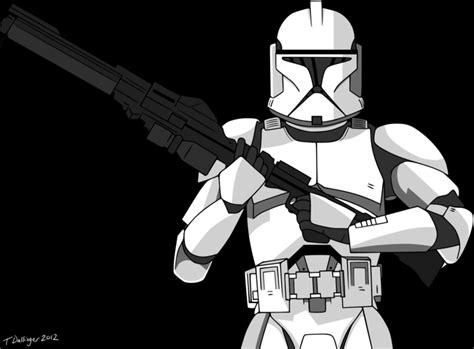 imagenes star wars vector clone trooper vector color by timdallinger on deviantart