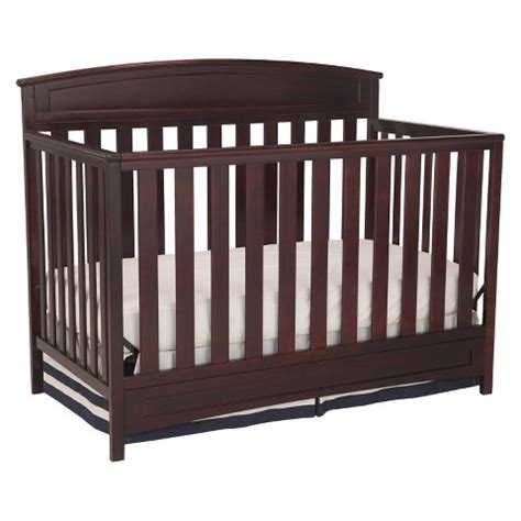 Baby Crib 4 In 1 Delta Children Sutton 4 In 1 Convertible Crib Target