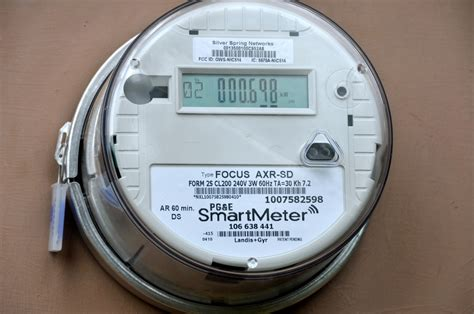 meter to pg e smart meters violate fcc rf safety conditions emf safety network