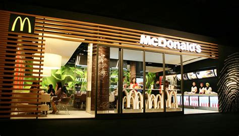 mcdonald designer a look at high design fast food joints around the world