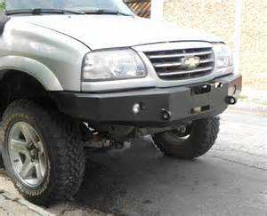 Suzuki Vitara Winch Bumper Mods For 1999 2005 Tracker Grand Vitara