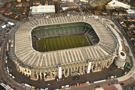 Jeffrey Jaye Pictures   Over Twickenham Stadium