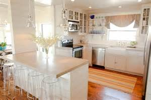Cottage Kitchen Countertops by Concrete Countertop Cottage Kitchen Munger Interiors