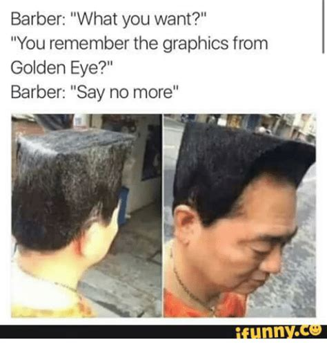 barber what you want you remember the graphics from