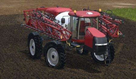 case ih patriot 4440 fs17 farming simulator 17 mod / fs