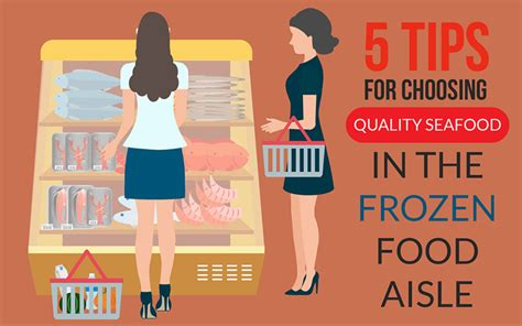 5 Tips For Choosing High Quality Frozen Seafood 5 Tips For Choosing Where To Put A