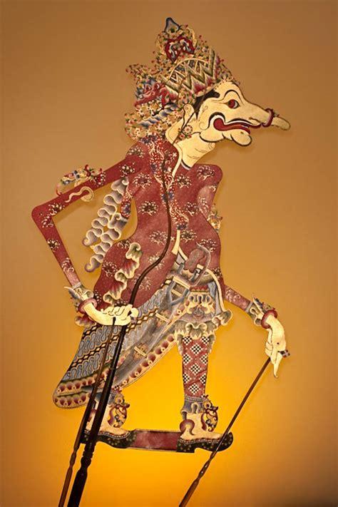 Batik Wayang Ukir Batik Wayang Pundak wayang petruk dadi ratu wayang kulit shadow puppets and puppet