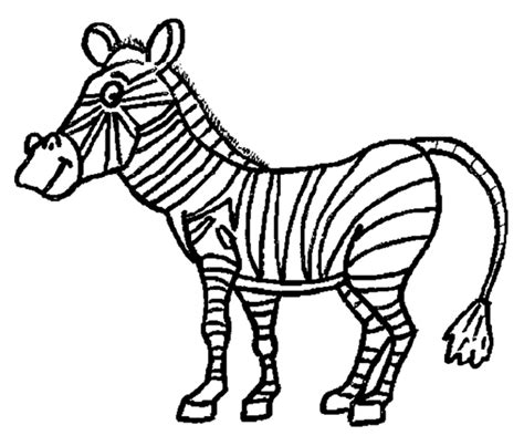 zebra coloring pages coloring town