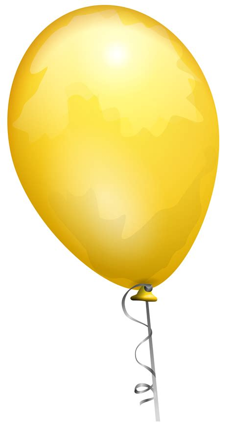 Gold balloon png #28081 - Free Icons and PNG Backgrounds Art Clipart Logo