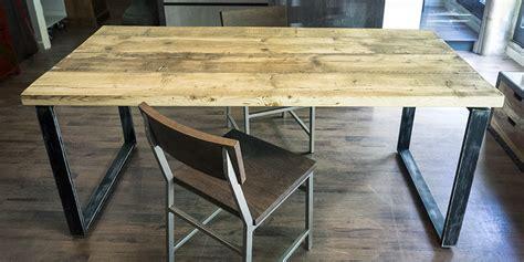 tavoli in legno e ferro tavoli industriali legno ferro offerta tavolo industriale