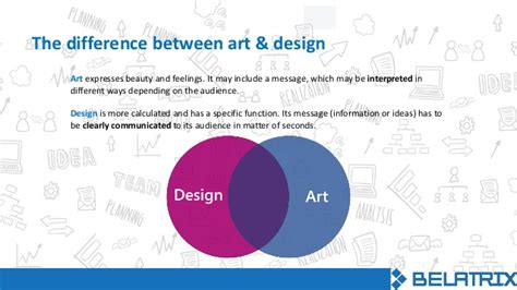 the difference between art and design anderley key design principles to improve your user experience ux