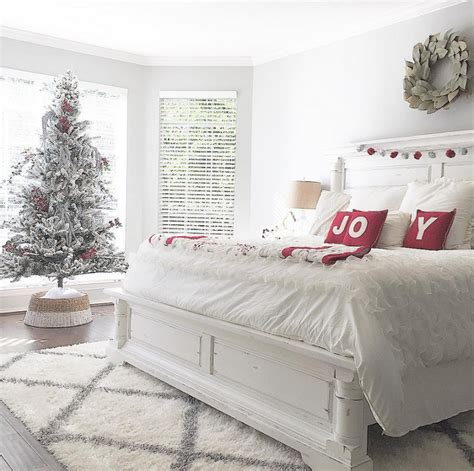 christmas bedroom new 2016 christmas decorating ideas home bunch interior