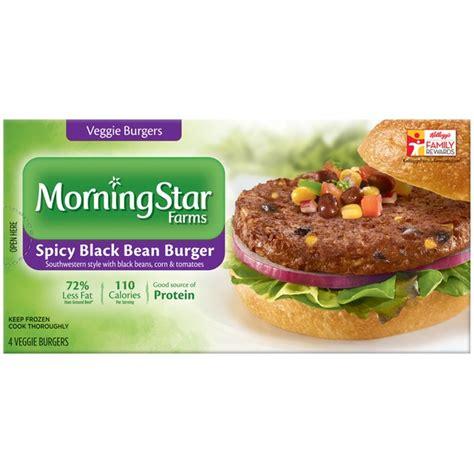 Veggie By Veggie veggie burger nutrition facts morningstar