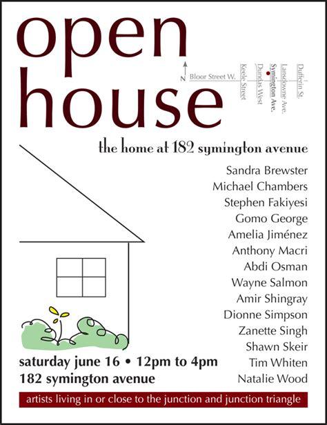 Open House Flyer Sandra Brewster Business Open House Flyer Template