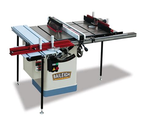 bench saws for wood work station table saw ts 1020ws baileigh industrial