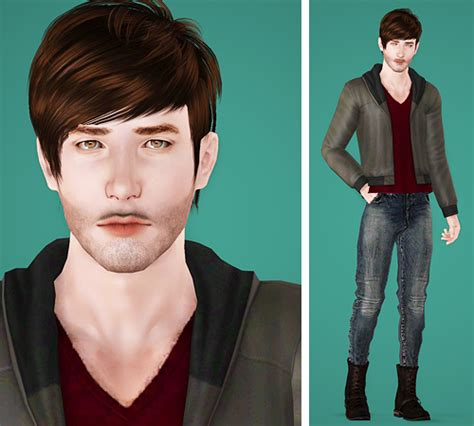 spring4sims the best cc finds downloads for the sims 4 sims 4 cc boy hairstylegalleries com