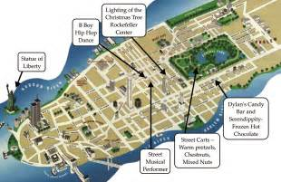 Map Of New York City Attractions by New York City Top 10 Tourist Attractions Male Models Picture