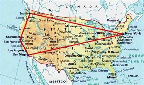 voli interni stati uniti denghiu american trip daiari roadmap to usa il percorso
