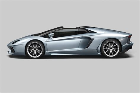 Lamborghini Prices New New Lamborghini Aventador Roadster Price Starts At