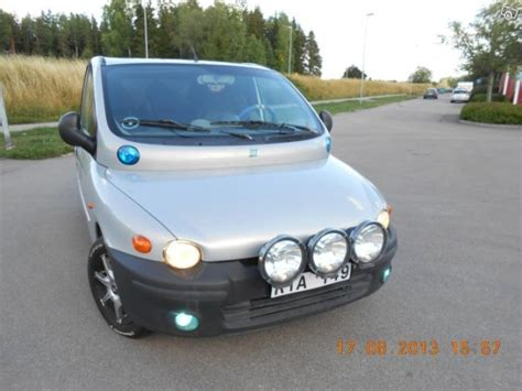 Crazy Lamps world s most gangster fiat multipla sale sparks frenzy in