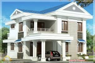Home Design Roof Plans by Beautiful Blue Roof Home Design 1570 Sq Ft Kerala