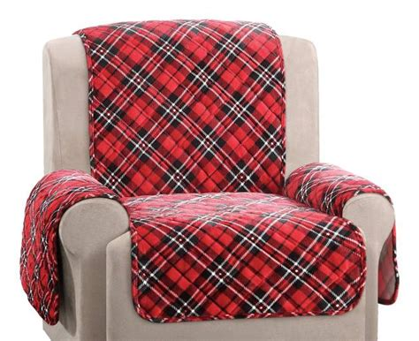 Plaid Recliner by Top 10 Best Chair Covers 2017 Heavy