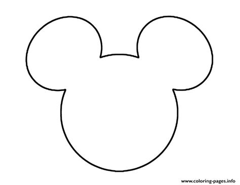 disney logo coloring page print mickey logo disney 3d8c coloring pages free