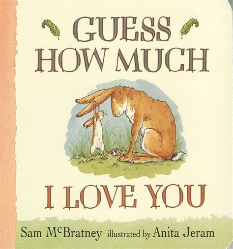 guess how much i guess how much i love you book wise