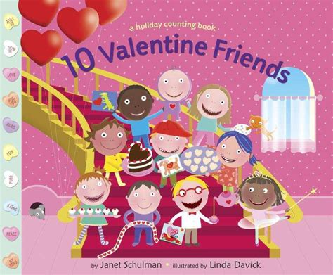 quot 10 friends quot by janet schulman board book review