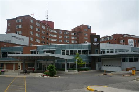 Grand River Hospital In Kitchener by Grand River Hospital