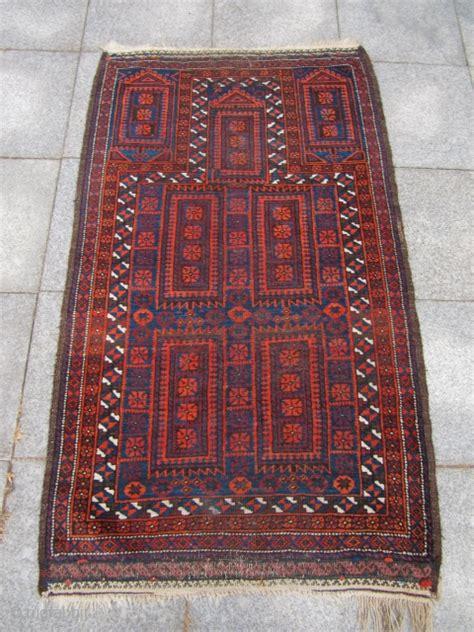 prayer rug size antique baluch prayer rug size ca 150cm x 87cm 5 x 2 9 collector 180 s