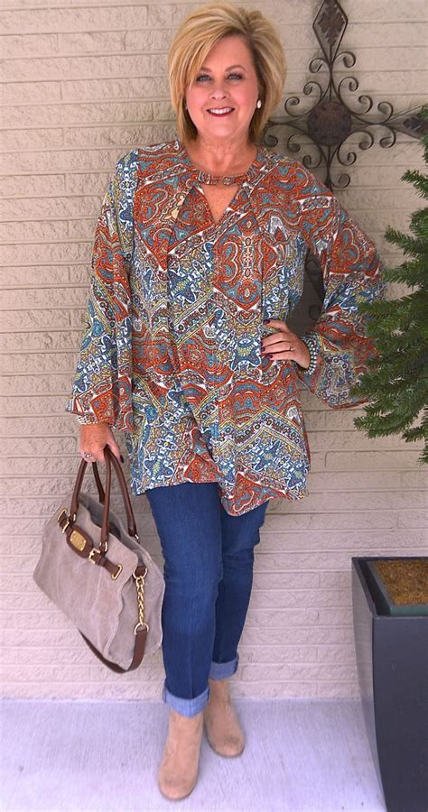 fashion over 50 sweaters tunics 50th and clothes how to get noticed tunics boho and 50th