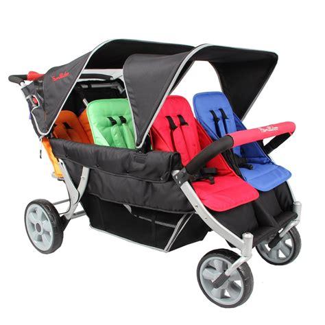 familidoo heavy duty 6 seater stroller from early years