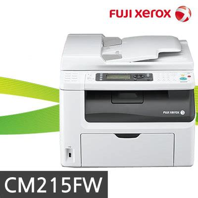 Toner Fuji Xerox Cm215fw printer fuji xerox docuprint cm215fw printer fuji xerox
